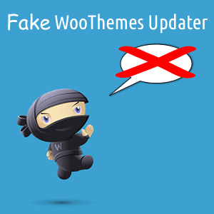 Fake WooThemes Updater